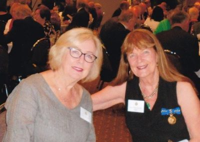 Kay Lane & Colleen Potts
