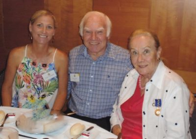 Tiffany Parkinson, John Cootes & lady