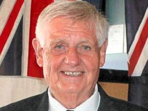 Barry Nash OAM